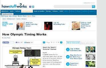 http://entertainment.howstuffworks.com/olympic-timing2.htm