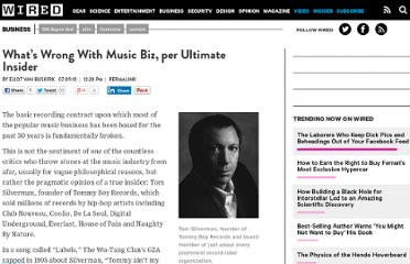 http://www.wired.com/business/2010/07/tom-silverman-proposes-radically-transparent-music-business/