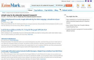 http://research.ezinemark.com/simple-way-to-do-adwords-keyword-research-50ec397aff4.html