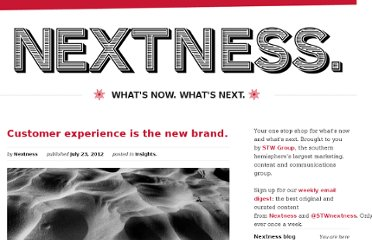 http://nextness.com.au/insights/customer-experience-is-the-new-brand/