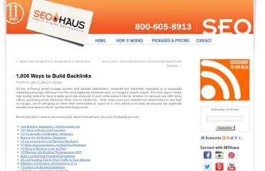 http://www.seohaus.com/blog/1000-ways-to-build-backlinks/