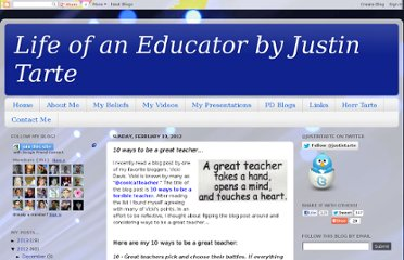 http://www.justintarte.com/2012/02/10-ways-to-be-great-teacher.html