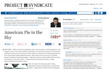 http://www.project-syndicate.org/commentary/american-pie-in-the-sky