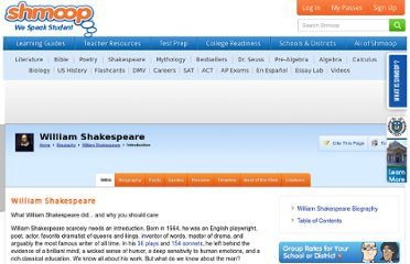 http://www.shmoop.com/william-shakespeare/