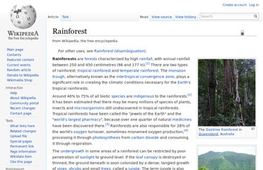 http://en.wikipedia.org/wiki/Rainforest
