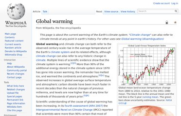 http://en.wikipedia.org/wiki/Global_warming
