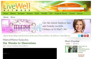 http://livewellnetwork.com/Mirror-Mirror/episodes/Six-Weeks-to-Sleeveless/8129239