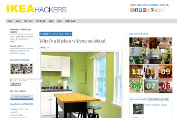 http://www.ikeahackers.net/2012/07/whats-kitchen-without-island.html