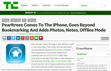 http://techcrunch.com/2012/07/24/pearltrees-comes-to-the-iphone-goes-beyond-bookmarking-and-adds-photos-notes-offline-mode/