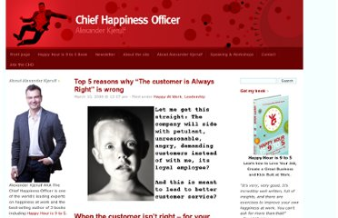 http://positivesharing.com/2008/03/top-5-reasons-why-the-customer-is-always-right-is-wrong/