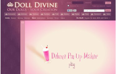 http://www.dolldivine.com/deluxe-pin-up-maker.php