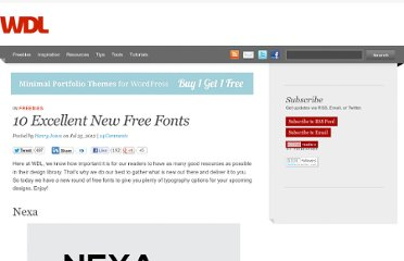 http://webdesignledger.com/freebies/10-excellent-new-free-fonts