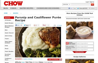 http://www.chow.com/recipes/30122-parsnip-and-cauliflower-puree
