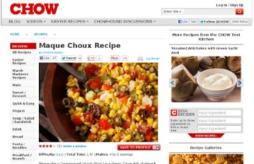 http://www.chow.com/recipes/29696-maque-choux