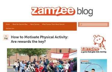 http://blog.zamzee.com/2012/07/24/how-to-motivate-physical-activity-are-rewards-the-key/#more-288