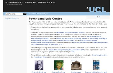http://www.ucl.ac.uk/psychoanalysis/