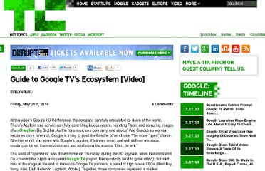 http://techcrunch.com/2010/05/21/guide-to-google-tvs-ecosystem-video/