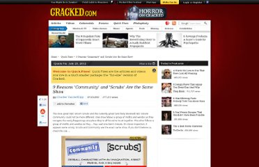 http://www.cracked.com/quick-fixes/9-reasons-community-scrubs-are-same-show/