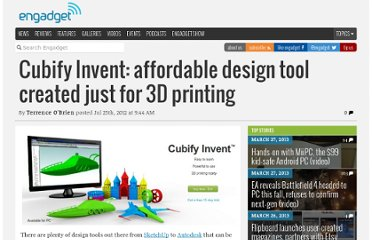 http://www.engadget.com/2012/07/25/cubify-invent-affordable-design-tool-for-3d-printing/