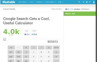 http://mashable.com/2012/07/25/google-search-calculator/