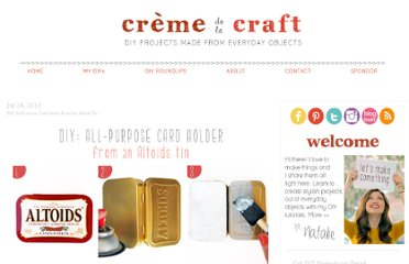 http://www.cremedelacraft.com/2012/07/diy-all-purpose-card-holder-from.html