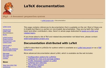http://www.latex-project.org/guides/