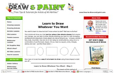 http://www.how-to-draw-and-paint.com/learntodraw.html