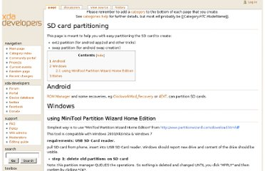 http://forum.xda-developers.com/wiki/SD_card_partitioning