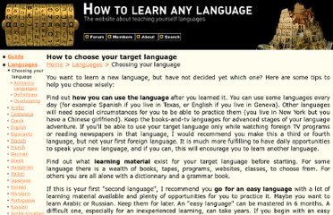 http://how-to-learn-any-language.com/e/languages/choosing-language.html