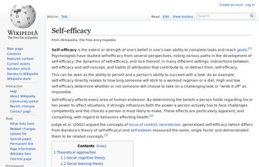 http://en.wikipedia.org/wiki/Self-efficacy