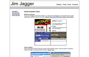 http://www.jimjagger.com/Pages/Documents/Animation_UsefulAnimationTools.htm