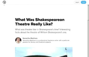 http://suite101.com/article/what-was-shakespearean-theatre-really-like-a403342