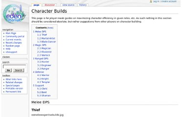 http://www.aeriagames.com/wiki/index.php?title=Character_Builds&game=edeneternal#Support