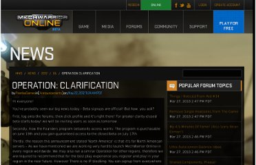 http://mwomercs.com/news/2012/05/260-operation-clarification