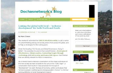 http://dochasnetwork.wordpress.com/2011/09/13/ngos-and-the-big-issues/