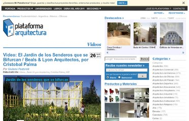 http://www.plataformaarquitectura.cl/category/videos/