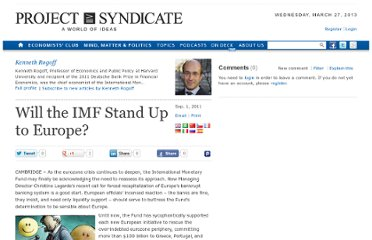 http://www.project-syndicate.org/commentary/will-the-imf-stand-up-to-europe-