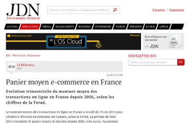 http://www.journaldunet.com/ebusiness/commerce/panier-e-commerce-france.shtml