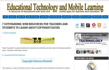 http://www.educatorstechnology.com/2012/07/7-outstanding-web-resources-for.html