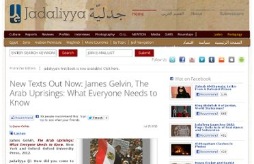 http://www.jadaliyya.com/pages/index/6596/new-texts-out-now_james-gelvin-the-arab-uprisings_