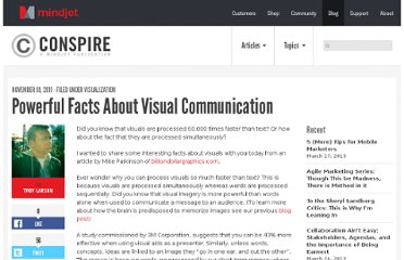 http://blog.mindjet.com/2011/11/powerful-facts-about-visual-communication/