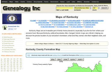 http://www.genealogyinc.com/kentucky/maps/