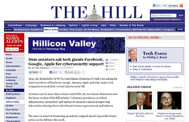 http://thehill.com/blogs/hillicon-valley/technology/239829-rockefeller-feinstein-canvass-tech-ceos-for-cybersecurity-support