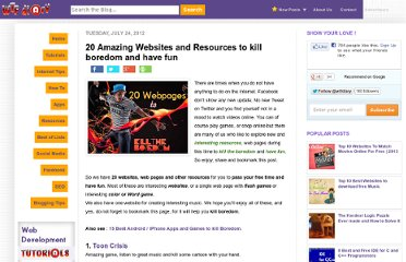 http://www.wtfdiary.com/2012/07/20-websites-and-resources-to-kill.html
