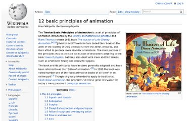 http://en.wikipedia.org/wiki/12_basic_principles_of_animation