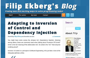 http://blog.filipekberg.se/2011/12/20/adapting-to-inversion-of-control-and-dependency-injection/