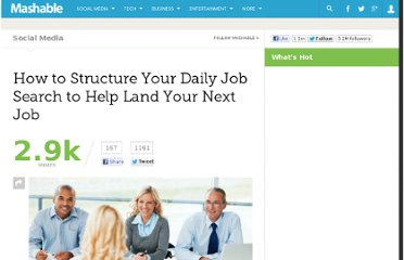 http://mashable.com/2012/07/29/structure-job-search/