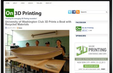 http://on3dprinting.com/2012/07/29/university-of-washington-club-3d-prints-a-boat-with-recycled-materials/