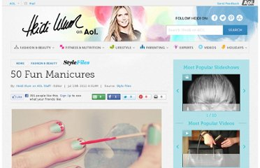 http://heidiklum.aol.com/category/style-files/50-fun-manicures/