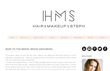 http://blog.hairandmakeupbysteph.com/2012/02/bow-to-brow.html